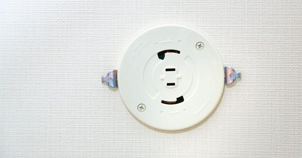 「白丸の中に記号 照明関係」の配線図・記号の覚え方