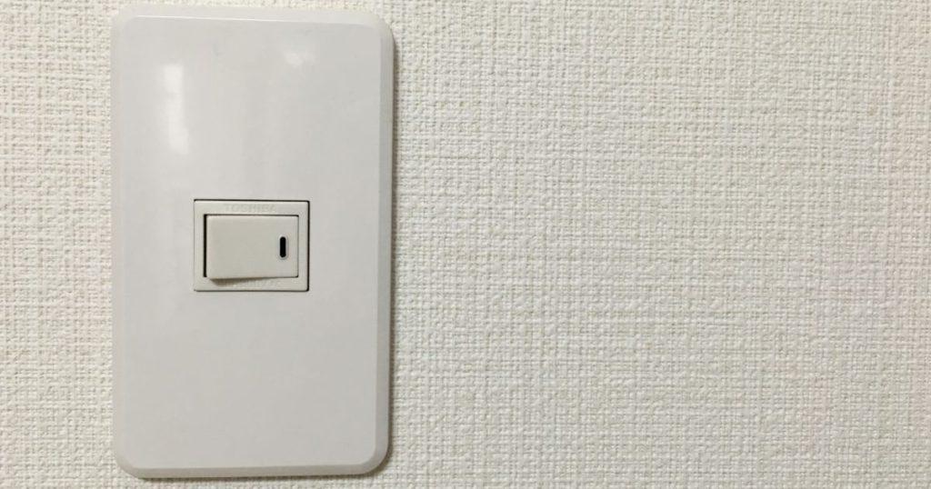 「黒丸添字(数字か1字):スイッチ」の配線図・記号の覚え方